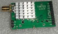 DHL Free shipping TX6722 Wireless audio and video monitoring module 25pcs/lot