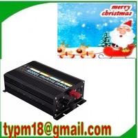 1000W Watts Peak Real 1000W 1000 Watts Power Inverter 12V DC to 220V AC + Free shipping