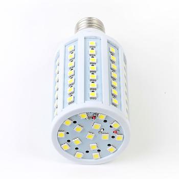15W 86LEDs LED Corn Light Lamp E27 1500LM AC85-265V White/ Warm White SMD LED Corn Light  LED Corning lighting