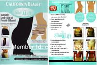California Beauty Slim Lift/Slim N Lift/Slim Pants Body Shaper Beige and black High Quality Free Shipping