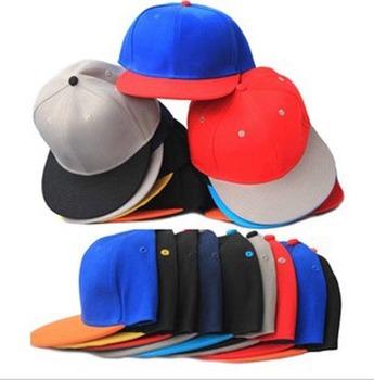 10pcs 2014 Mix Plain Men Flat Brim Snapback Hats Summer Flexfit Baseball Caps Men Snapbacks Cap Women Spring Blank Sports Hat