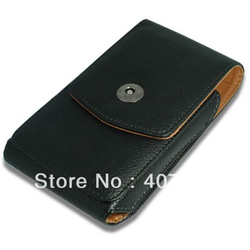 Leather Belt Clip Case Cover for Samsung Galaxy Note 2 II N7100 Free Shipping(China (Mainland))