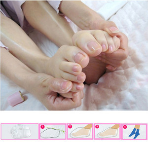 1set/2pcs Foot Beauty Care Peeling Renewal Mask Remove Dead Skin Rough Heel Cuticles  A1555