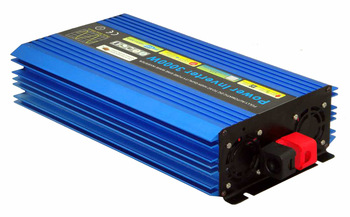 Fedex freeshipping! 3000W/3KW DC/AC Power Inverter with charger   free shipping