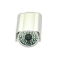 Silver 48 Leds IR CMOS Color Security Camera A26