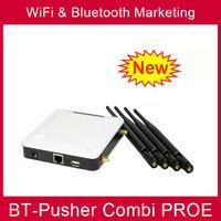 BT-Pusher wifi bluetooth mobiles marketing device