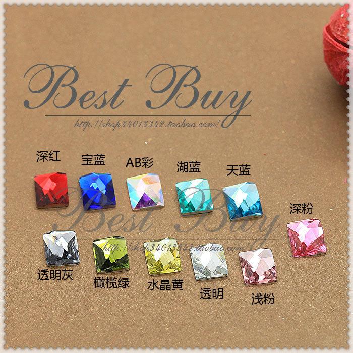 gel nail polish acrylic resin diamond for diy sweet color nail polish ...