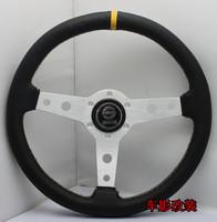Sparco genuine leather steering wheel car steering wheel automobile race steering wheel 13068 refires steering wheel