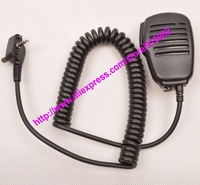 Remote shoulder Speaker Microphone For  Vertex Standard  VX420 VX424 VX427 VX428 VX429 VX450 walkie talkie two way radio