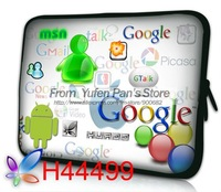 "Free Shipping  ! New Brand ! Google Page Cover For  Universal 7"" Tablet PC   Fashion Design  Hot !"