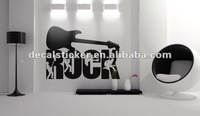Free Shipping Vinyl Decal Rock And Roll