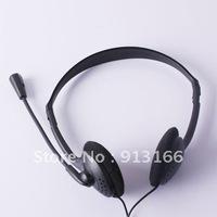 Earphone Headphone w/ Microphone MIC VOIP Headset Skype