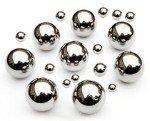 50PCS 6.0mm Durable Stainless Steel Balls For Bike Bearing Slingshot Catapult