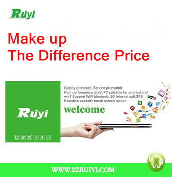 RUIYI Make up the Difference Price for the Order