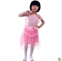 The June 1 children's day performance fashion show props angel clothes princess dance skirt sunflower skirt
