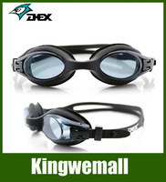 Free shipping DEX Brand , Antifogging waterproof and UV resistance swimming mirror, swimming goggles ,swim glasses 6500AF