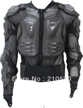 Free Shipping! Motorcross Racing Motorcycle Body Armor Protective Jacket Gear M L XL XXL XXXL
