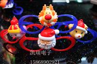 free shipping 9pcs/lot christmas cartoon flashing glasses led glasses led glasses dance party mask