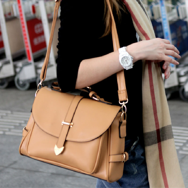 New style korea fashion restro women arrow design shoulderbag,import PU versatile candy color lady bag(China (Mainland))