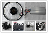black motor,36v500w electric bike conversion kits