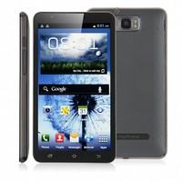 Мобильный телефон Changjiang N7300 MTK6577 Dual Core Smart Phone 5.7 Inch HD IPS Screen Android 4.0 1G RAM 3G GPS Resolution1280 x 720pixels +GIFT