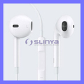 Remote and Mic Volume Control Headset  Earphone for iPad Mini Stereo Earphone for iPhone 5 5G