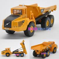 Dump truck engineering car full alloy car model