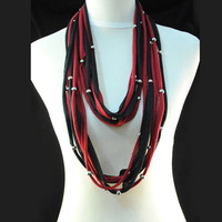 $7.88 temperament pretty scarf ,jewellery-1492E,wholesale necklaces,no shipping