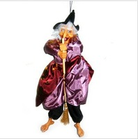 Halloween festival toys/funny toys/those trick toys/terrorist toys/acoustic control flying witch