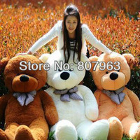 Large 1.6 Meters Teddy Bear, Lovers Big bear Arms Stuffed Animals Toys Plush Doll ,retails,freeshipping