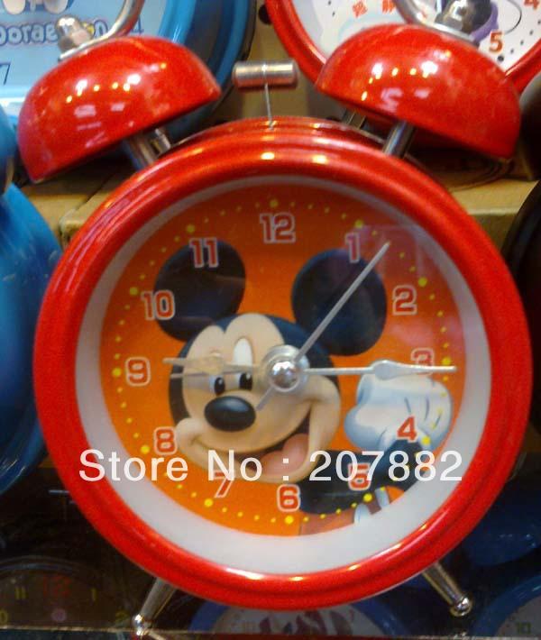 Mickey Mouse Alarm Clock Mickey Mouse Cartoon Alarm