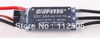 FMS 1400mm / 1.4m  P40 ESC, FN202 50A with 4A SBEC ESC of FMS P40 spare Parts