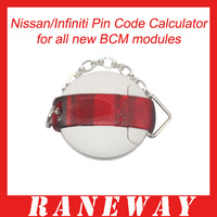 Newest Version Nissan/Infiniti Pin Code Calculator for all new BCM modules Free Shipping