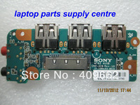 free shipping VGN-FW USB Audio Board M762 CNX-409 1P-1089J03-8010 YT-95L-YSC-3790 100% test  good quality