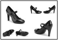 Un united nude rhombus diamond fashion rallied transparent high heels jelly shoes