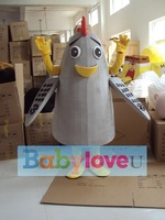 NEW BZTX36-2012 cock rooster Mascot Adult Costume kids party outfit HOT SALE
