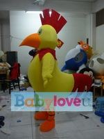 NEW BZTX34-2012 cock rooster Mascot Adult Costume kids party outfit HOT SALE
