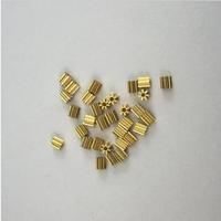 Main motor motor gear metal gear teeth inside diameter of 1 millimeter