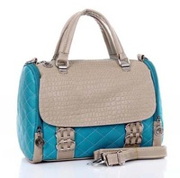 Free Shipping . 2012 lady fashion handbags,women bags with PU leather multy color for choosing,wholesale,quality guarantee,