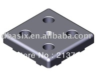 industrial aluminum profile accessories End plate screw
