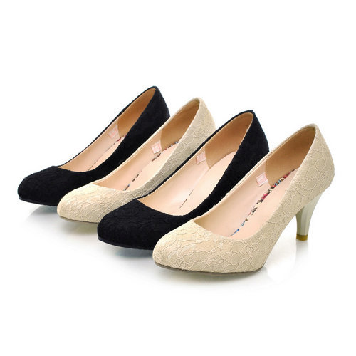 Big size US 4-11 2013 new style fashion sexy Basic Pointed Toe for women shoes Pums High heel shoes XLLD 005(China (Mainland))