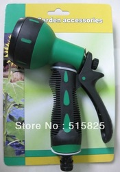 7-pattern plastic garden hose spray gun(China (Mainland))