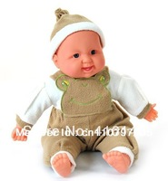 Simulation baby laugh baby / laughing doll