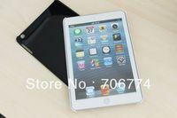 Hard PROTECTOR Case shell Cover for Apple New iPad Mini 50pcs/lot Free Shipping Black White