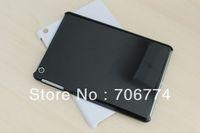 Wholesale New Plastic Hard Skin Case Cover Shell For Apple iPad Mini New 10pcs/lot Free Shipping