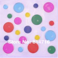 Free shipping  Jelly Gel Sticker