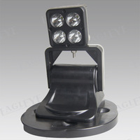 40W CREE LED Flood/Spot Beam Work Light, Search Light ,Remote Control Cree Working Lamp, NEW DESIGN! free shipping