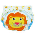 FREE SHIPPING High Quality Animal Style Infant Baby Training Pants, Diaper Cover Learning Diapers  Kid Washable Waterproof Pants
