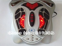 Free Shipping holiday sale infrared Foot Massager,health care product,lowest price,best present for x max