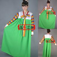Costume chinese minority clothing one piece traditional fengliu mz005 costume